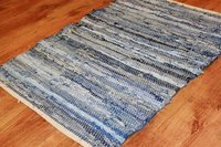 Denim Chindi Rugs
