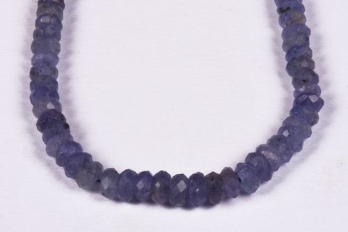 Tanzanite Faceted Natural Beads