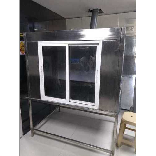 Laboratory Steel Fume Hood