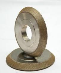 1V1 RESIN BOND AND CBN BOND DIAMOND WHEELS (GRINDEX)