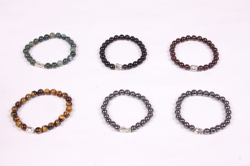 Beaded Stretchable Bracelet