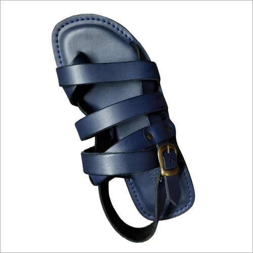 Mens Blue Sandal
