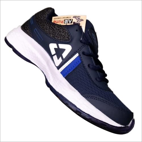 Mens Blue Sports Shoes