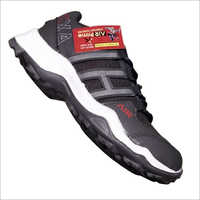 Mens Black Sports Shoes