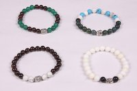 Metal Beads Bracelet