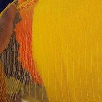 Lining net fabric