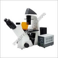 KLM-12i Inverted Fluorescence Microscope