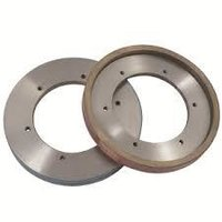 Metal Bond Diamond Dry Squaring Wheel (GRINDEX)