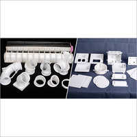 PVC Fitting Moulds