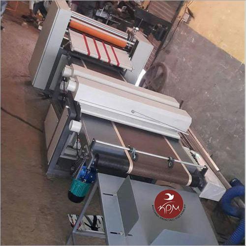 Semi Automatic UV Varnish Coating Machine