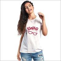 Women's Graphic Printed T-Shirt