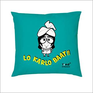 Trendy Printed Cushion