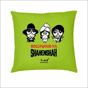 Trendy Cartoon Printed Cushion