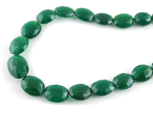 Onyx Oval Gemstone Beads