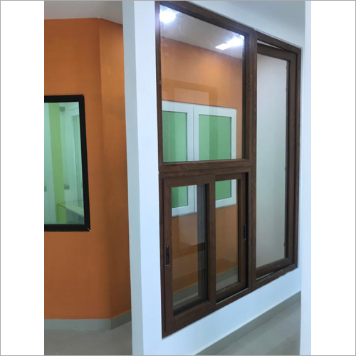 Toughened Fancy Glass Window
