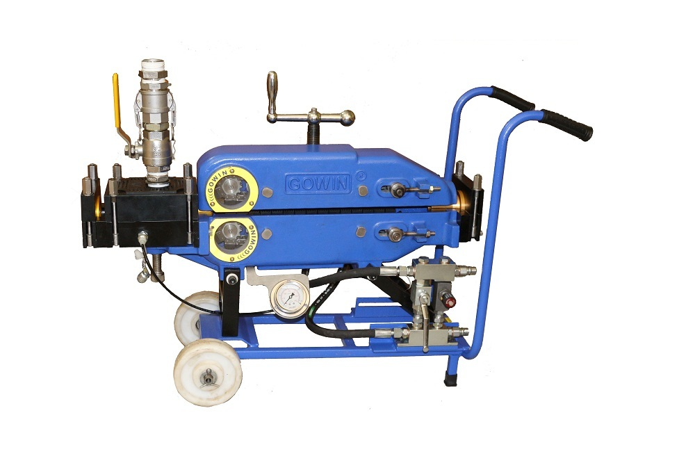 Gowin 1025 Cable Blowing Machine Stand Type