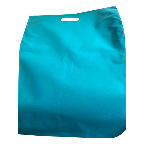 D Cut Side Gusset Non Woven Plain Bag