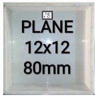 Plane Silicone Plastic Paver Mould