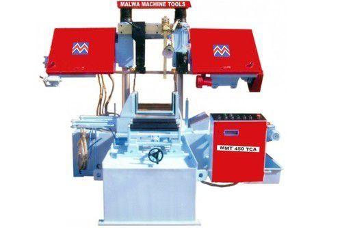 400 TCSA Semi Automatic Band Saw Machine
