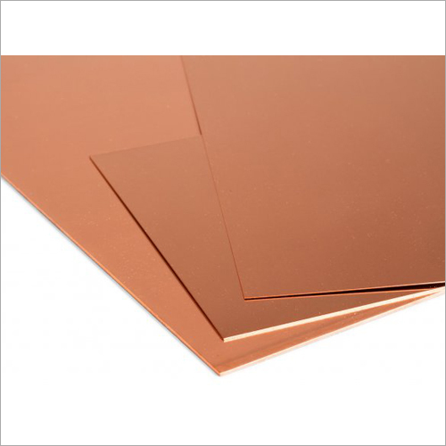 Copper Plate Sheet