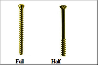 Cortex Cannulated Screw