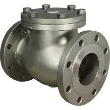SWING TYPE CHECK VALVES
