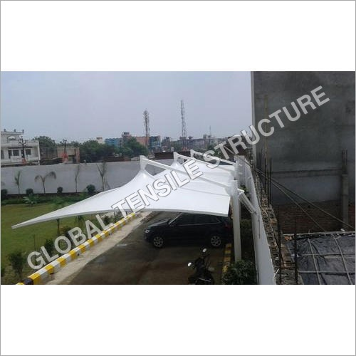 Car Parking Water Proof Tensile Structure Shade