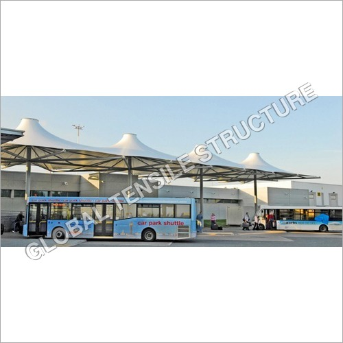 Vehicle Tensile Structure Shade