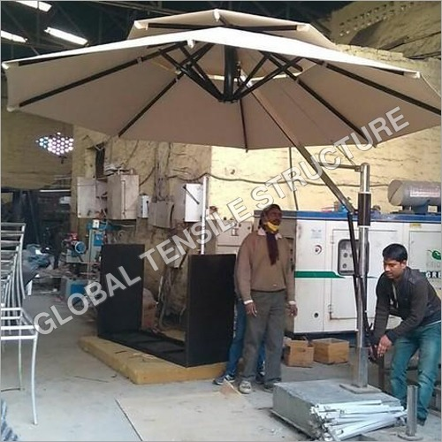Umbrella Shape Tensile Structure