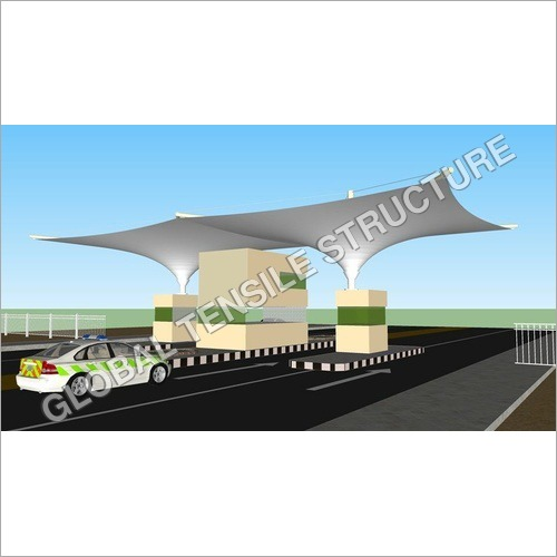 Skylight Waterproof Tensile Structure