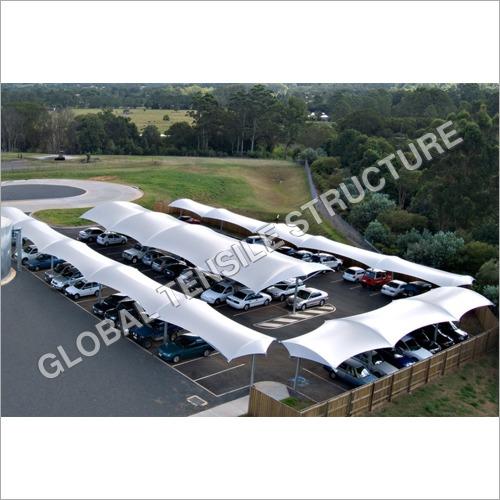 Car Parking PVC  Tensile Structure