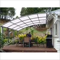 Polycarbonate Sheet Tensile Structure
