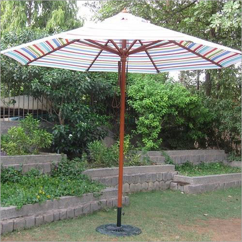 Outdoor Garden Umbrella Shape Tensile Structure