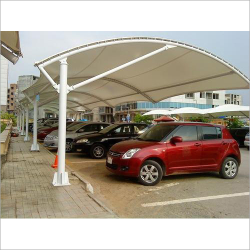Four Wheeler Tensile Structure