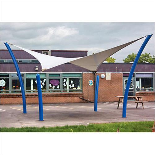 Skylar Garden Tensile Structure