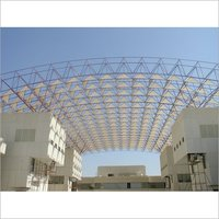 Canopy Tensile Membrane Structure