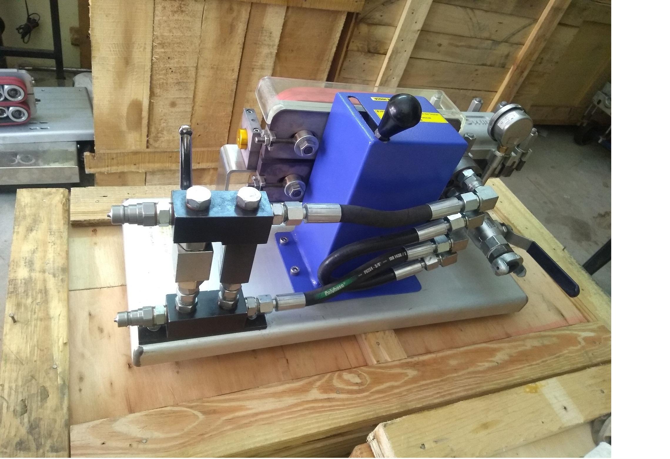 Gowin Minijet Micro Fiber Pneumatic Cable Blowing Machine