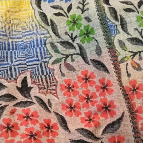 Woolen Floral Stoles