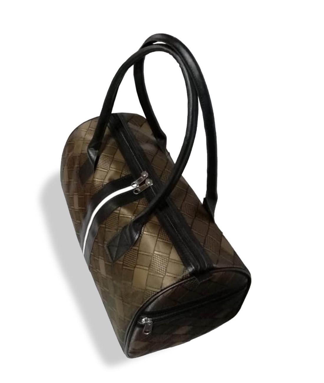 Caris 15L Printed Duffle Bag Gym Bag Travel Bag