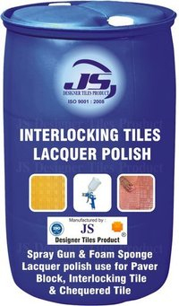 Interlocking Tile Lacquer Polish