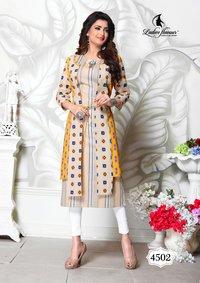 Softy Ladies Flavour Handloom Cotton Kurti