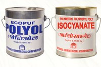 POLYOL & ISOCYANATE - TWO COMPONENT MIX TO MAKE PUF