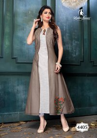 Cotton Rayon Wholesale Kurti
