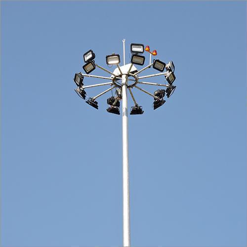 High Mast Poles