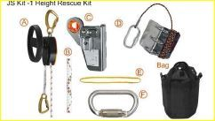 JS kit-1 Height Rescue Kit
