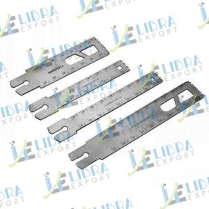 Spare Oscillating Saw Blades