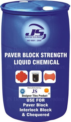 Paver Block Strength Chemical