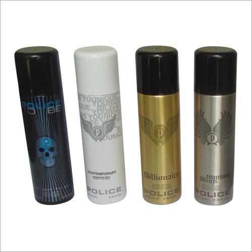 Police Fresh Natural Deodorant