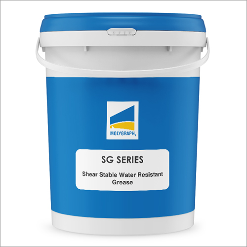 Shear Stable Water Resistant Grease