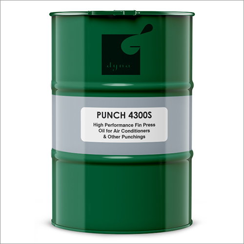 HIGH PERFORMANCE PUNCHING OIL FOR HVAC